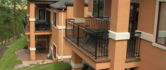 Aluminum / Picket Railings